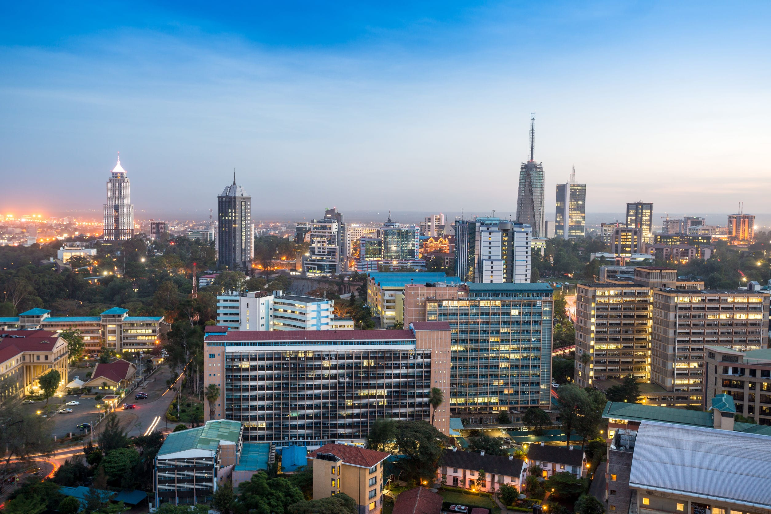 Travel Tribe Africa - Nairobi City
